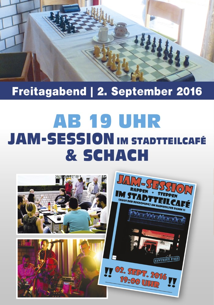 Schach Jam Session